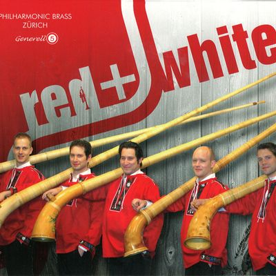 "CD ""Red & White"""