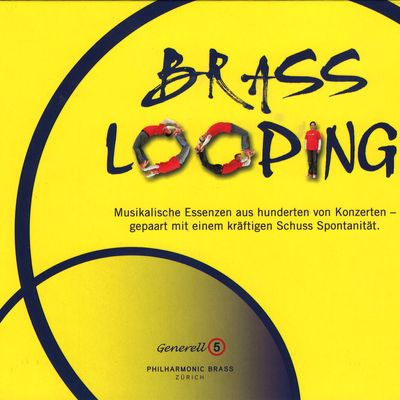 "CD ""Brass Looping"""